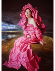 Zeng Chuanxing Paper Bride Fish (2009) 168x118